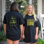 Oakridge BBQ 'Whats In Your Rub' Logo Shirt