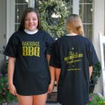 Oakridge BBQ 'Serious BBQ' Logo Shirt