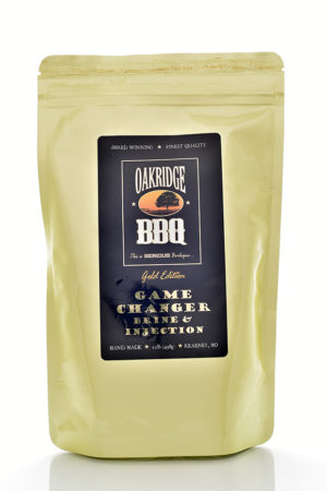 Oakridge BBQ Game Changer Brine & Injection
