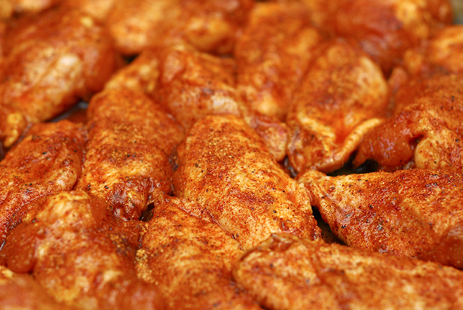 Oakridge BBQ Habanero Death Wings! - Oakridge BBQ - Serious BBQ Rub